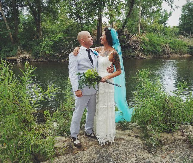 Wedding Wedding Photography Outdoor Wedding Groom Bride Love River