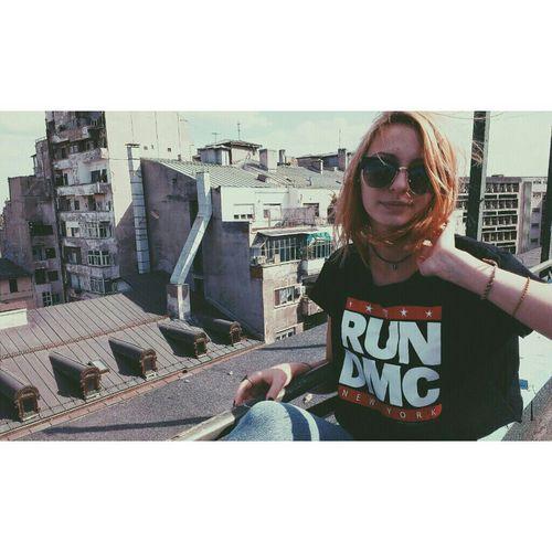 Bucharest RunDmc T-shirt