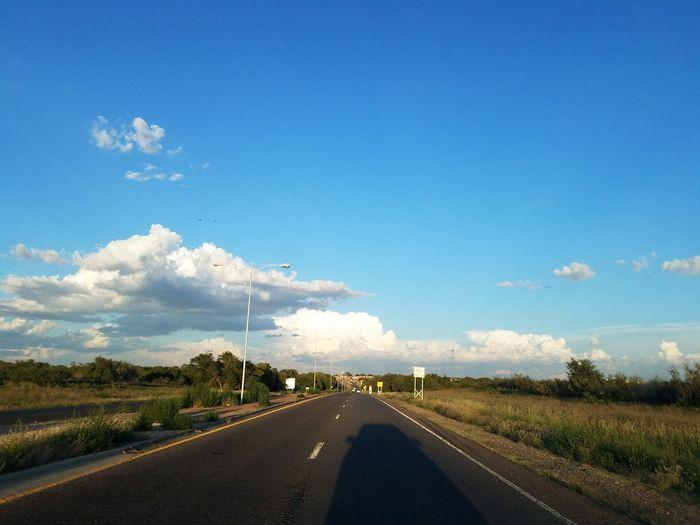 EyeEmNewHere Texas Road
