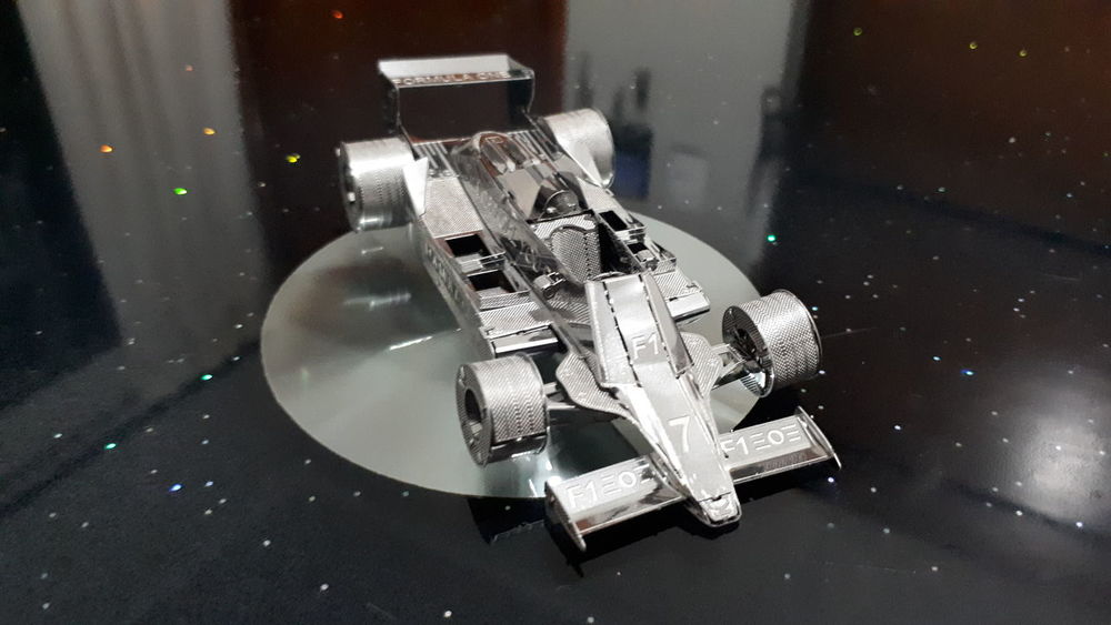 Hobbie 3D metal puzzle. Marcoals Marcosantosfotografia No Filter 3d Metal Model Lotus F1 Senna