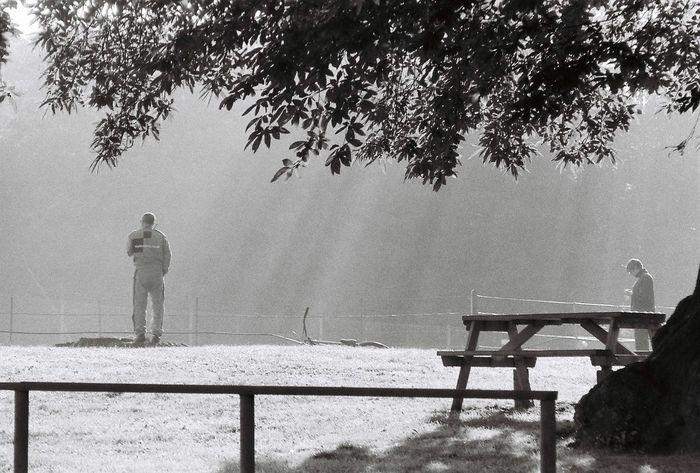 Praktica Oulton Park Taking Photos Blackandwhite