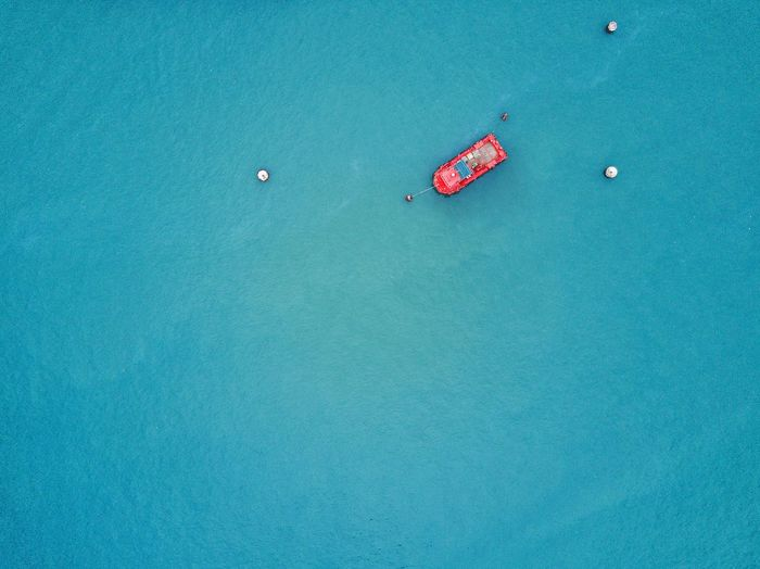 one boat ---by mavic pro High Angle View Aerial View No People Sea Day Nautical Vessel Outdoors Nature Travel The Week On EyeEm Mix Yourself A Good Time Horizon Over Water Travel Destinations HongKong Drone  Water First Eyeem Photo Backgrounds EyeEmNewHere The Week On EyeEm Lost In The Landscape