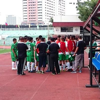 Benilde MFT thumps Emilio Aguinaldo College, 5-nil, Wednesday at Rizal Memorial Stadium ⚽ ⚽ ⚽ . . Goal scorers: Carmelo Genco, Eddie Velizano (@eddievelizano), Roberto Orlandez Jr. (@rowbortoejr), Renz Tulayba, and Dominick Gabrino (@gabrinodom) . . © TheManansala file photo via @sonyxperia . . Sbspotlight Soccerbible NCAA Ncaa90 ncaaseason90 CSBvsEAC benilde football themanansala