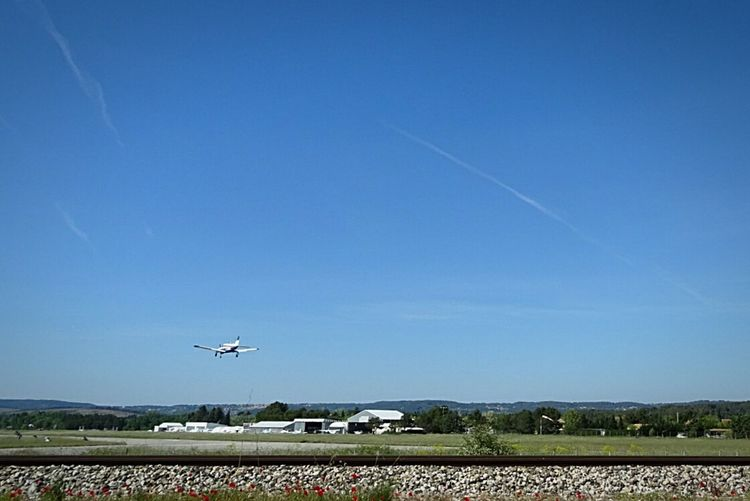 Vol Avions Aviation Aerodrome Airplane Flying Hangar Altitude Atterrissage