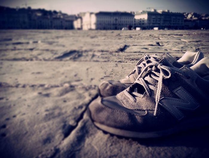 NB. Blackandwhite Molo Audace Trieste Structures Remember Sittingwaitingwishing Ground Ifihadaboat Seaitloveit Shouldistayorshouldigo Shoes Sneakers Couples Belongtome My Favorite Place Battle Of The Cities People And Places Adapted To The City Lieblingsteil