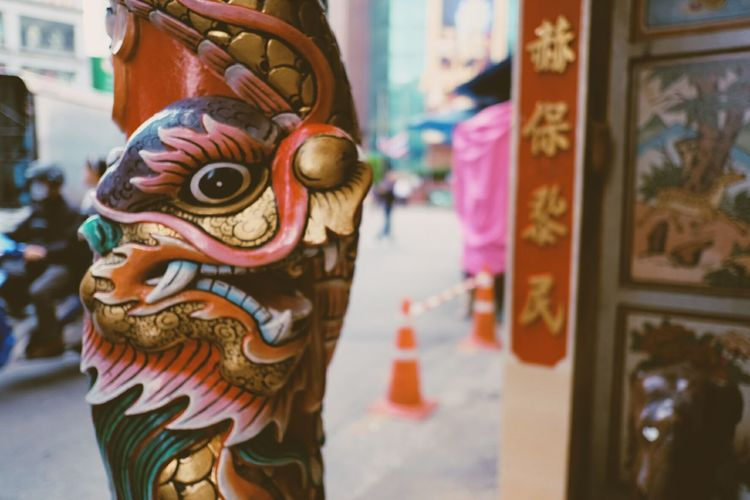 EyeEm Selects Dragon Chinese Dragon Multi Colored