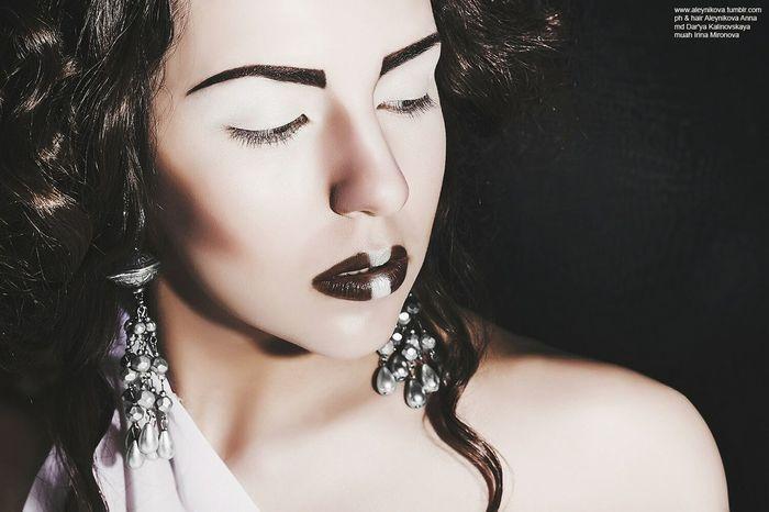 Photography Boussanna Crimea Style Makeup Fashion Girl Beaty фото 2015