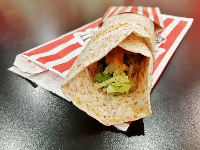 Food Rolled