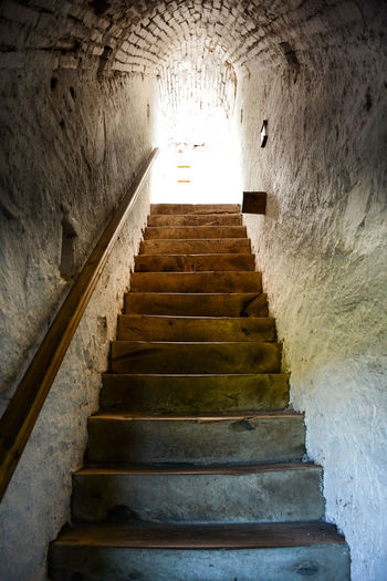 Hacia la luz Escaleras Light Stairs Arriba Luz Staircase Up Upstairs