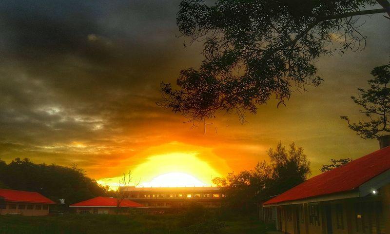 Good evening. :) Sunset HDR Eye Em Best Shots Summer 2014
