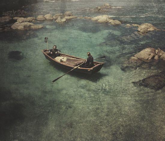 Boat Tidepools