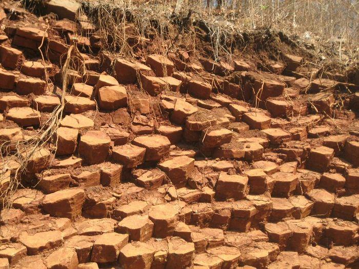 Rocas Basalticas En Mixtlan