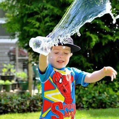 Son Kids Family Mylove Amateurphotog Love Mylittleman  Water Outdoorfun Comoxvalley Cumberlandbc Spiderman Sunnydays Spring2015
