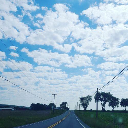 Coutry Life Joy Roadtrip Road Longandwindingroad Journey Home