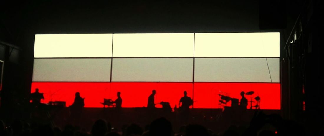 Concert Concert Photography Massive Attack Handyphoto
