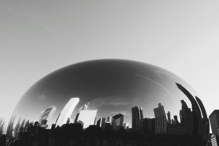 Chicago Outdoors Chicago Architecture Chicago Downtown Chicagoshots Chicago, Illinois Chicago Bean Bean Metallic Monument Design Pattern, Texture, Shape And Form Black And White Blackandwhite Black & White City Architecture Chicago Art Backgrounds Landscape Cityscape City View  City Landscape Sky Black And White Photography