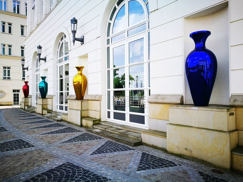 Luxembourg In Photos  Luxembourg Luxembourg Streetphotography Art Vases