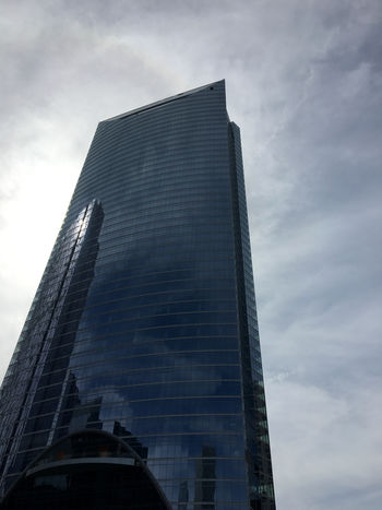 Architecture Building Exterior Built Structure City Cloud - Sky Corporate Business Day Low Angle View Modern No People Outdoors Sky Skyscraper Tall Tall - High Tower Travel Destinations