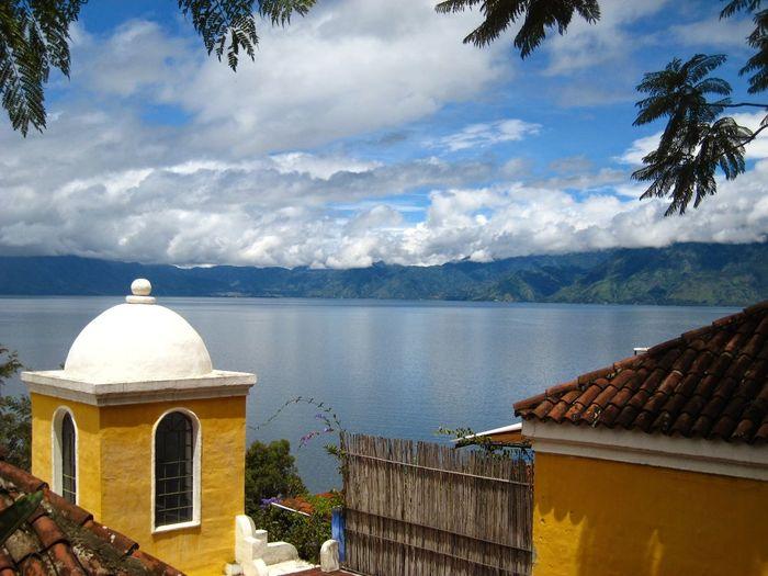 Casa Polopo Lago Atitlán Guatemala Wndrlst