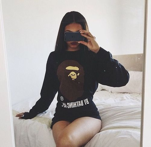 Bape Bathing Ape Gorgeous Selfie