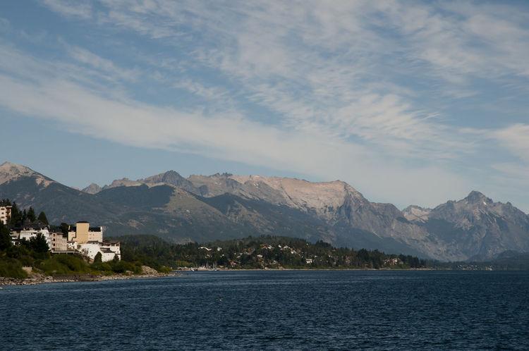 Nahuel Huapi Lake Nahuel Huapi San Carlos De Bariloche Argentina Bariloche Lake Patagonia