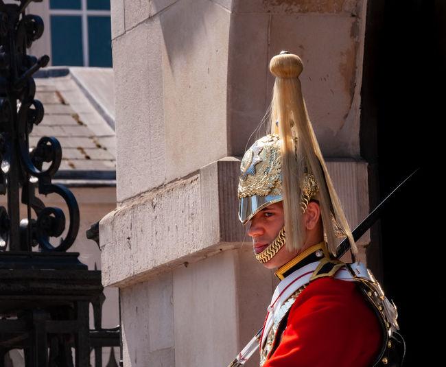 Horseguard at