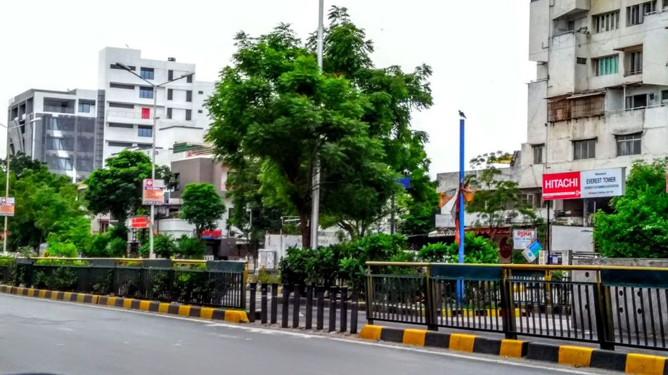 Just green city and nothing else! Ahmedabad BRTS Greencity AMC Transportation