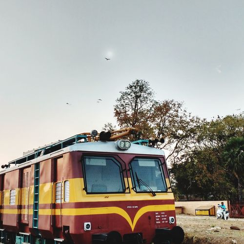 Indian railway! Sky No People Outdoors Day Long Goodbye EyeEmNewHere Welcome To Black Live For The Story