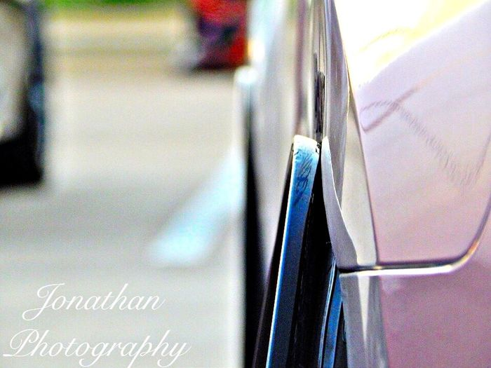 A beautiful shot I took at a local car meet of a bagged SI Civic Slammed Jonathanphotography Carmeet First Eyeem Photo