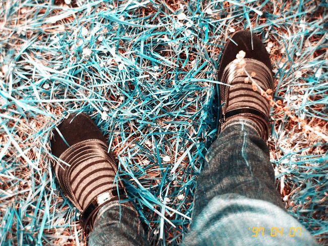 Human Leg Outdoors IPhoneography Koduckgirl Kissimmee Hipstamatic Grass Colorshift