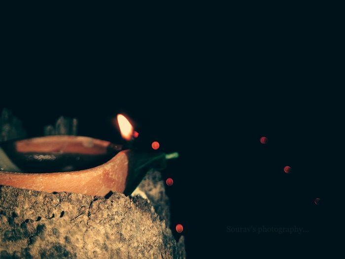 Happy Diwali Happy Diwali Enjoy It Wid Grt Joy....👌 Happy Diwali 2016 HAPPY DIWALI To All My Friends Night No People Diya - Oil Lamp Cultures Dark Oil Lamp Heat - Temperature Burning Indoors  Close-up Diwali Light And Shadow Like4like Likeforlike Indianphotography Like4likes Indian Culture  Indian Celebration 🎉 EyeEm Best Shots EyeEm Best Shots - Black + White Maximum Closeness