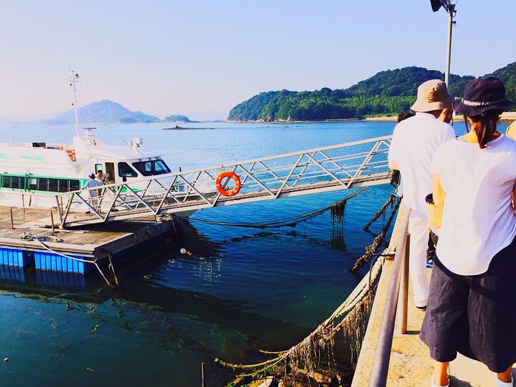 Manga-esque Boats Travel Photography Holiday Eyem Best Shots Eyemjapan Hanging Out Islandlife