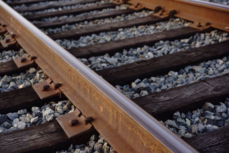 Railway Railroad Railroad Track Train Tracks Losangeles Sony Sony A7RII