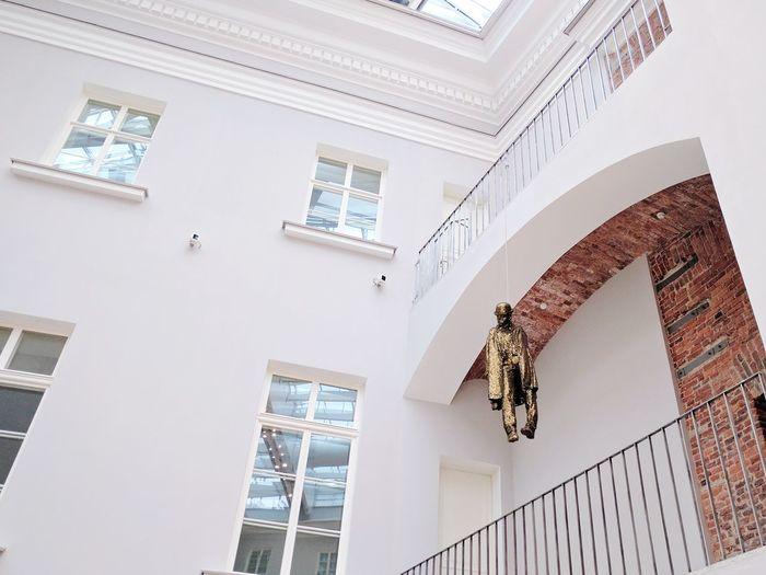 Фабр янфабр дарысмерти Indoors  Architecture No People First Eyeem Photo