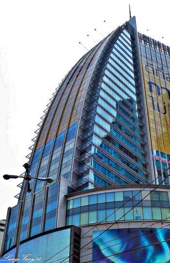 around Sukhumvit Architectural Feature Architecture Bangkok Building Built Structure City Reflections Skyscraper Sukhumvit Thailand Tower