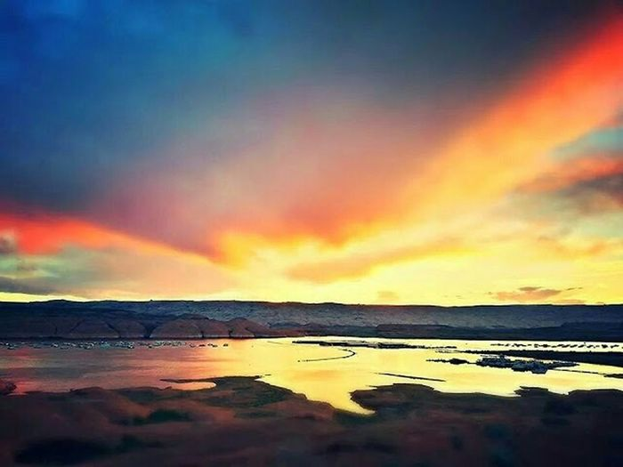 Lake powell sunset Hanging Out Taking Photos Relaxing Enjoying Life Lake Powel Sunset First Eyeem Photo