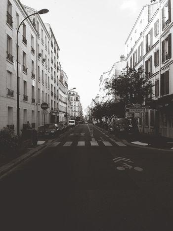 Streetphoto_bw Black And White Blackandwhite Paris