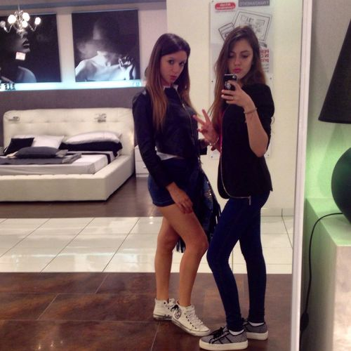 We are too cool for you guys Shopping New Furniture Taking Photos Hanging Out