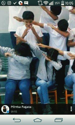 Arturito 😂 3C Trilce Team