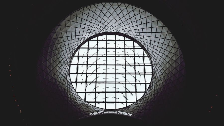 -The Oculus- Oculus Subway Station Subway Station Looking Up Symmetry Architecture Pattern Modern Indoors  Skylight NYC NYC Photography