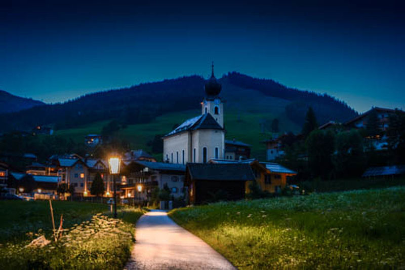 beautiful chruch in saalbach Architecture Night Beauty In Nature Landscape Religion Illuminated Building Exterior Nature No People First Eyeem Photo Built Structure Sky Grass Scenics Outdoors Landschaft Landscape Landscape_Collection Nature Nature_collection Landscape_photography Landscape_captures Landscapephotography Curch Nightphotography