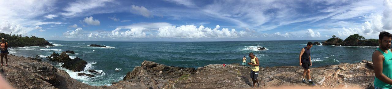 Beautiful NE Trinidad where the Atlantic meets the Caribbean Hello World Taking Photos Enjoying Life Travel