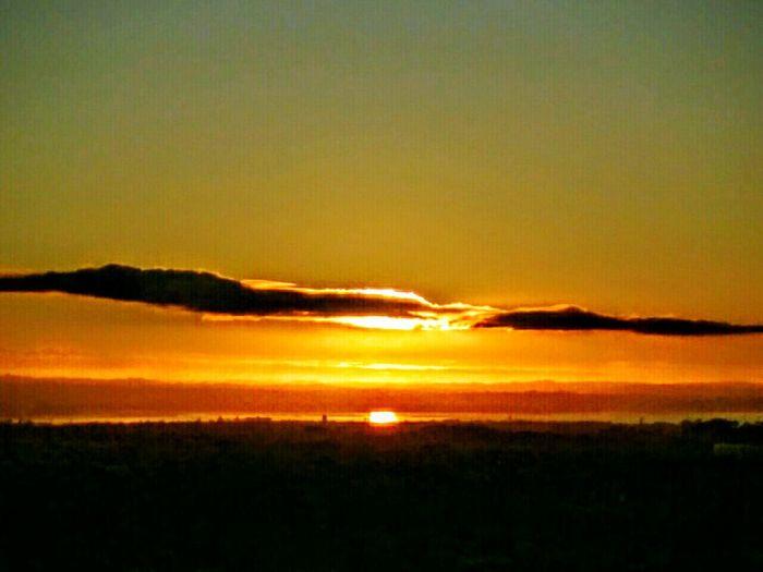 Sunset Enjoying The Sun The View From Here Enjoying The Light 2015 06 08