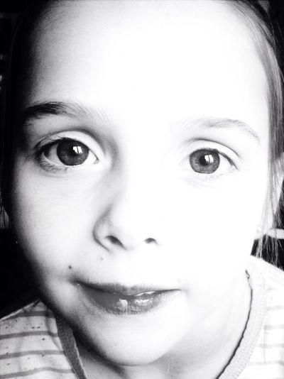 Bel occhi figlia mia!