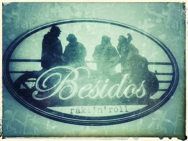 Besidos Balkan-pop Music Raki'n'roll