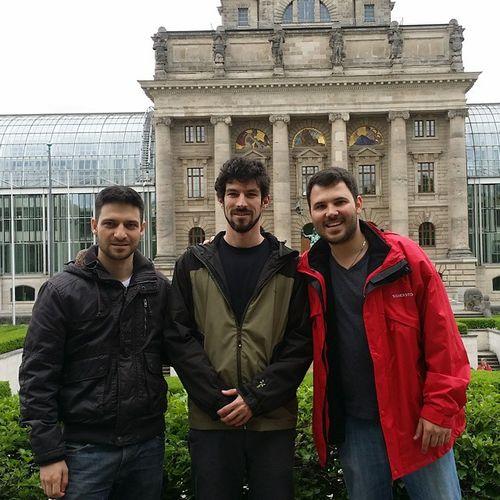 Veteranos! Engenharia Maua Munich