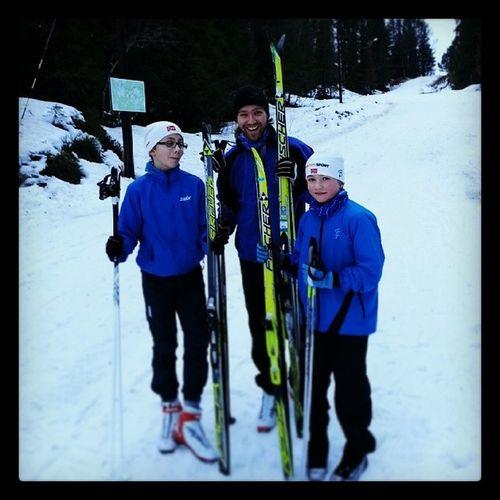Topp Ski_forhold Team Fischer bymarka