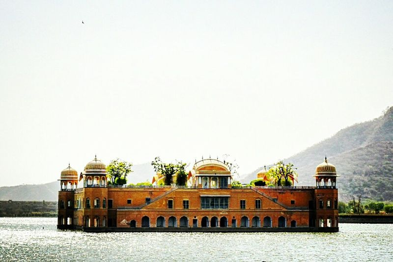 Architecture Travel Destinations Built Structure Palace Travel Building Exterior History Day Outdoors Sky Mountain Nature Artist Jalmahal Jalmahalpalace Royal Wanderlust Wandering Water Fort Monuments Monumental  Monuments Of The World Monumental Buildings Monument The Architect - 2017 EyeEm Awards The Great Outdoors - 2017 EyeEm Awards