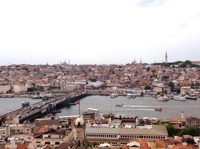 Istanbul Eminönü/ İstanbul Eminönü Galata Türkiye Turkey