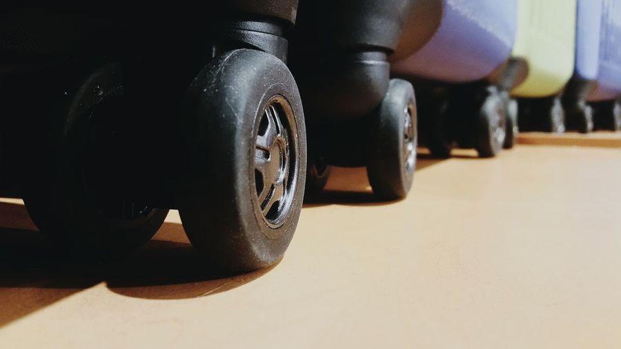 Wheels Luggage Travle Kit Maximum Closeness